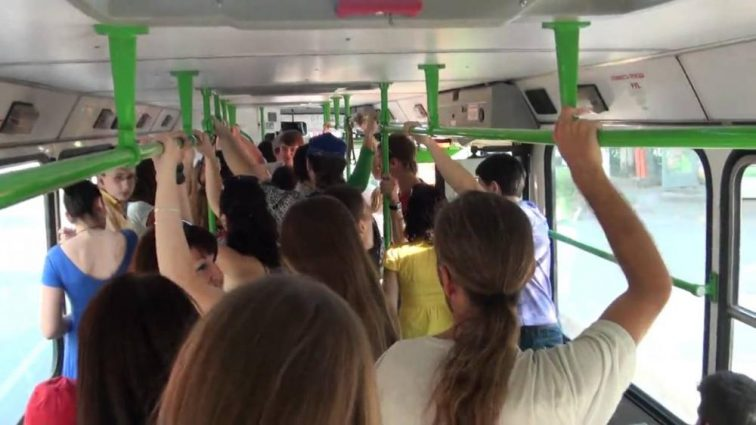 Маршрутки без мест для сидения: Во Львове предложили нововведения для общественного транспорта