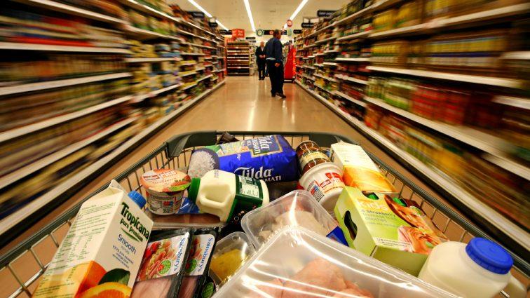 На сколько выросли цены на продукты за последний год?