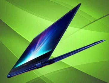 Новинка от Asus: Оригинальный ноутбук с двумя сенсорными экранами
