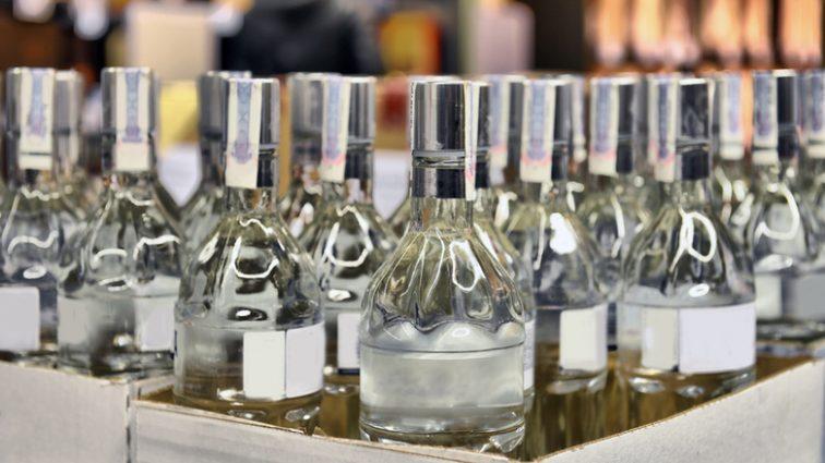 «На 50%»: Значительное увеличение производства водки в Украине