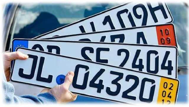 Уменьшение пошлины и увеличение штрафов: что готовят для владельцев авто на «евробляхах»