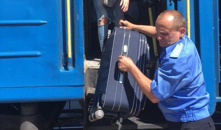Сеть удивил сервис в поезде «Укрзализныци» (фото)