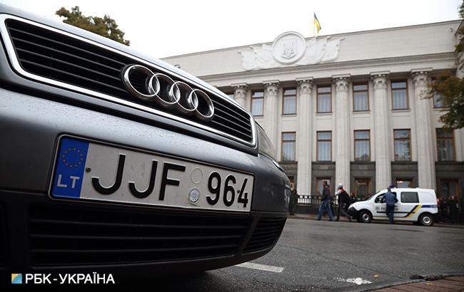 Охота на еврономера: Для украинцев изменится стоимость растаможивания авто. Что нужно знать