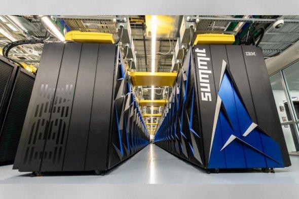 Предназначен для функционирования искусственного интеллекта: В США создали самый быстрый в мире суперкомпьютер