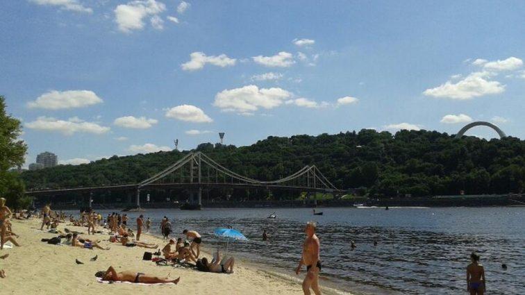 Топ украинских пляжей, которые опасны для купания. Опубликовано карту
