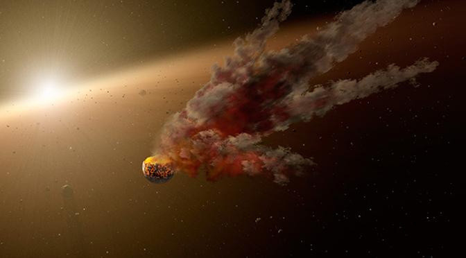 Новая планетарная катастрофа: узнайте подробности