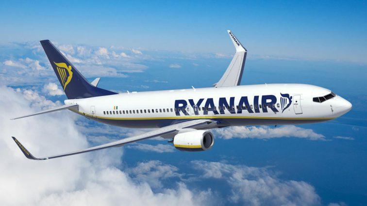 Ryanair запустит еще один международный рейс