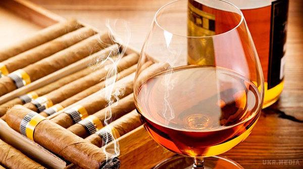 Украина — лидер по продаже алкоголя и сигарет