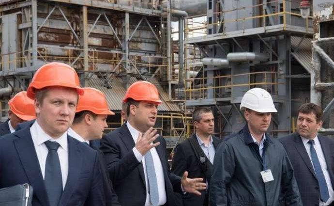 Премьер сделал заявление о космических премиях «Нафтогаза»