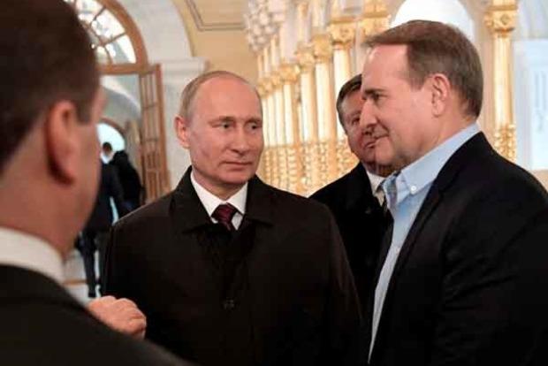 К выборам готовится: Медведчук приобрел 3 самые популярные телеканалы