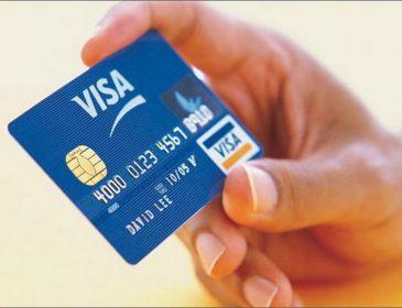 В Европе перестали работать карты Visa