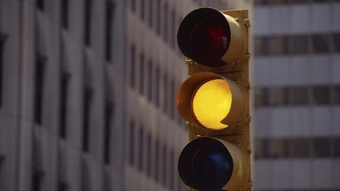 С июня: В Украине отменили желтый сигнал светофора. Что это значит