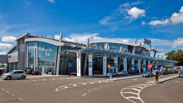 Аэропорт Жуляны могут закрыть на год. Узнайте причину