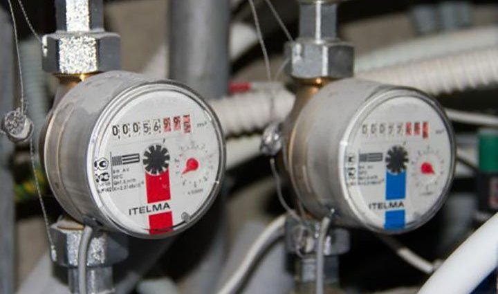 В Украине заработает единая база данных счетчиков на тепло и воду