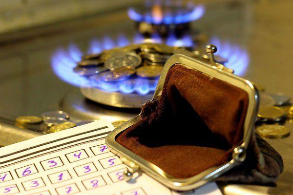 Обвал гривны приведет к удвоению тарифов на газ для украинцев