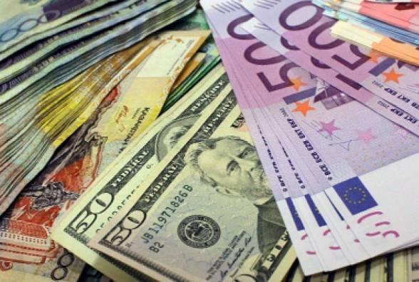 В Украине изменился курс доллара и евро