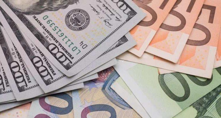 Курс Нацбанка на среду: доллар подорожал, а евро подешевел