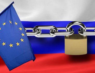Продление экономических санкций Европейского Союза против России
