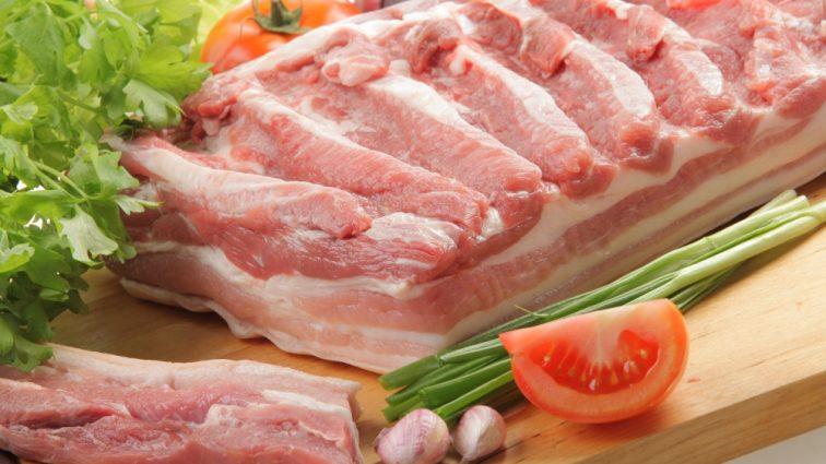 Темпы подорожания на свинину замедляется