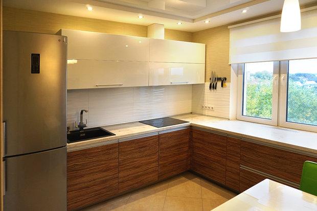 Современные производители предлагают широкий ассортимент кухонных гарнитуров на любой вкус