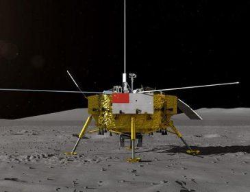 В Китае создали луноход для обратной стороны Луны