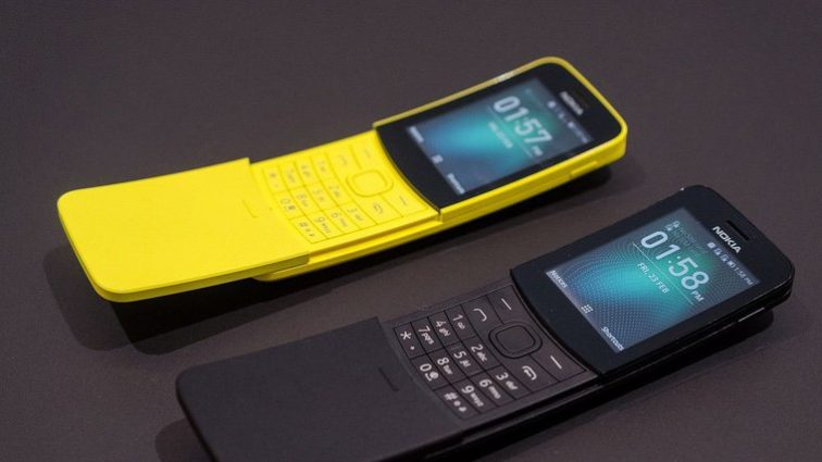 «Как с» Матрицы «: на украинском рынке появился новый телефон