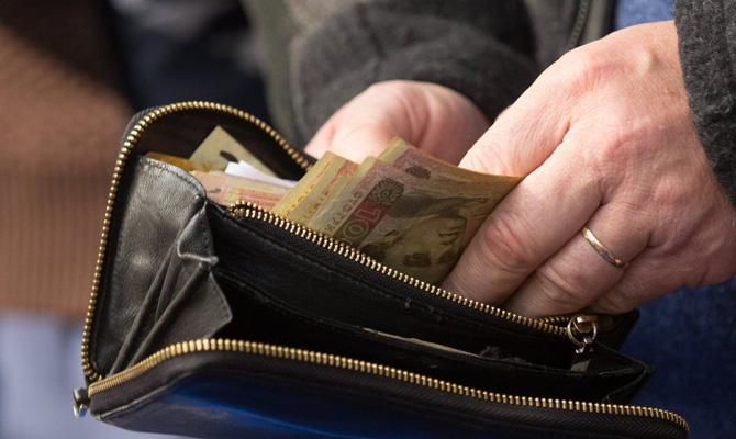 Реальная заработная плата в Украине заметно выросла