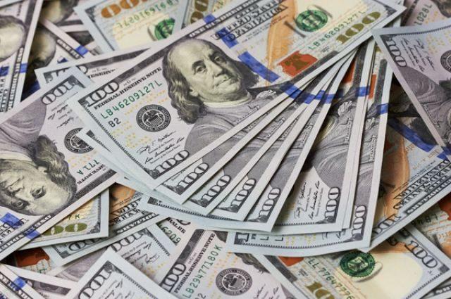 Доллар снова поднимается в цене
