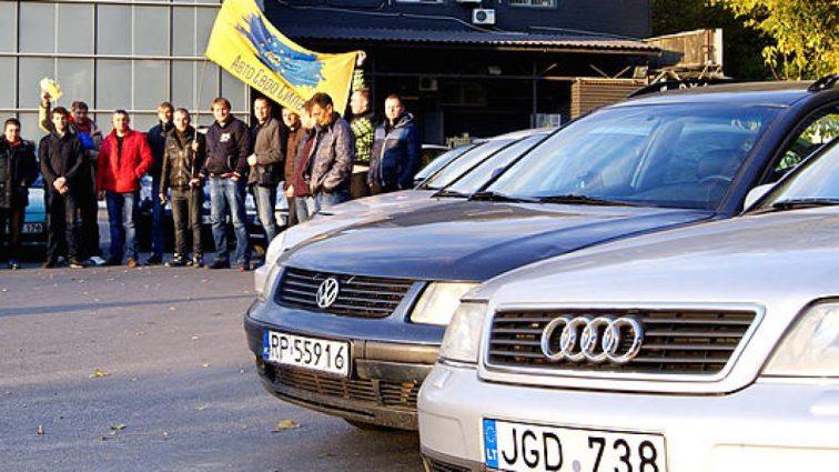 Украинские суды становятся на сторону владельцев «евроблях»