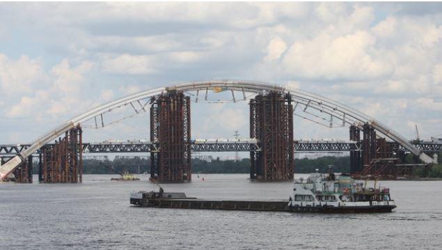 В Украине будут строить мосты по-новому