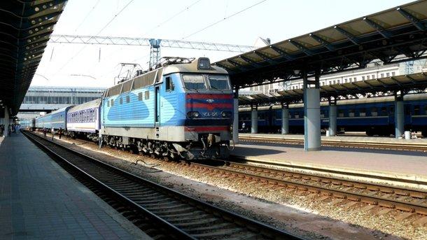 В Украине спишут из общего 30-40% локомотивов из общего парка