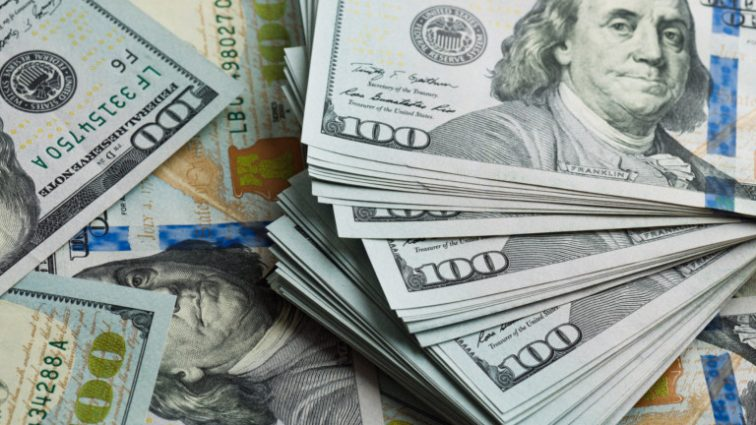 Прогноз по курсу доллара от МВФ и из госбюджета