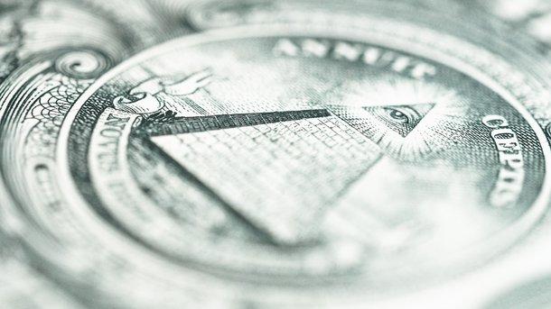 В Украине немного упал курс доллара после выходных