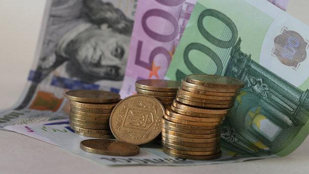 Курс доллара и евро снизился