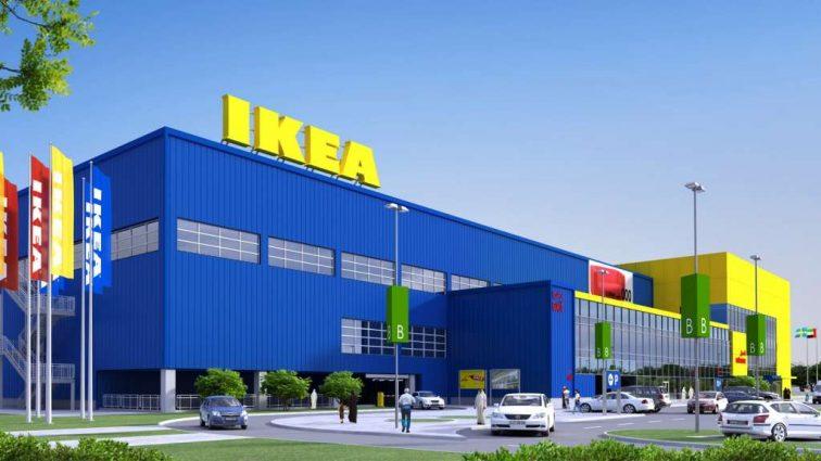 Компания IKEA в Украине Президент официально объявил об открытии первого магазина