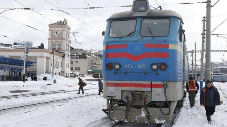 Укрзализныця сообщила, как будут курсировать поезда в случае военного положения