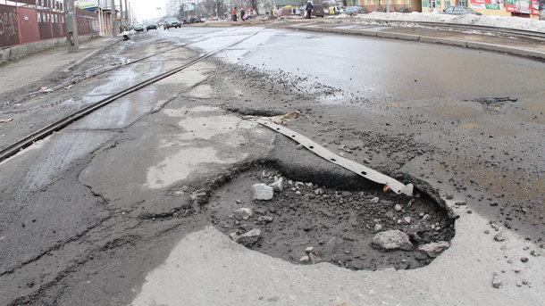«Укравтодор» назвал сумму, которая нужна для ремонта дорог Украины