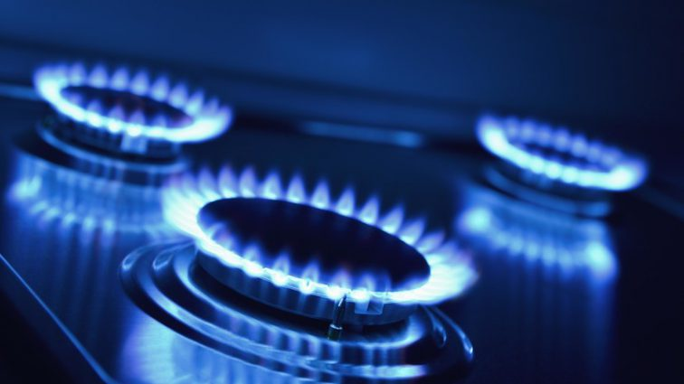 Государство запасло рекордное количество голубого топлива на зимний сезон