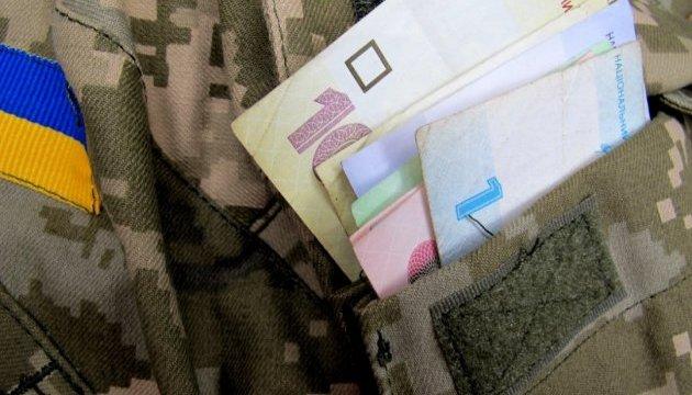 «Но есть одно но»: Порошенко анонсировал резкое повышение зарплат военным