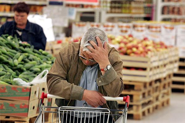 Стало известно, на какие продукты цена вырастет в два раза