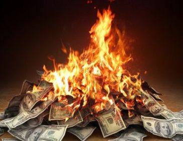 Будущее «зеленого»: эксперты прогнозируют обвал валюты на 40%