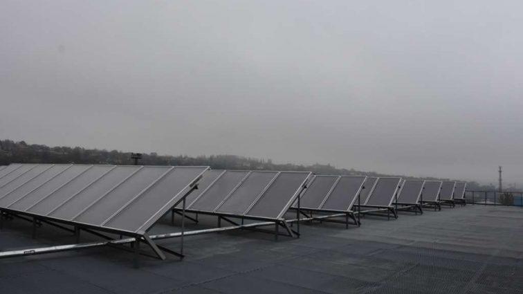 Порт Мариуполя на солнечной энергии сэкономил почти 700 тысяч гривен