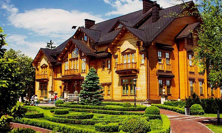 «Передача в управление по договору, а не продажа»: стала известна судьба резиденции «Межигорье»