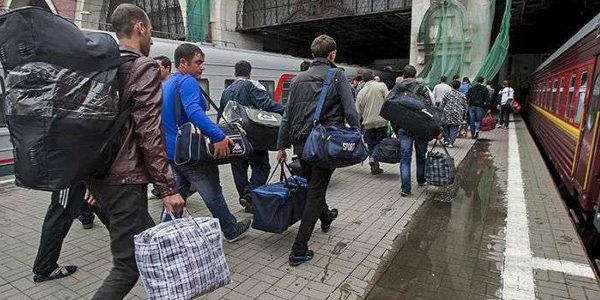 В НБУ заявили, что украинцы меньше будут ездить на заработки в Польшу