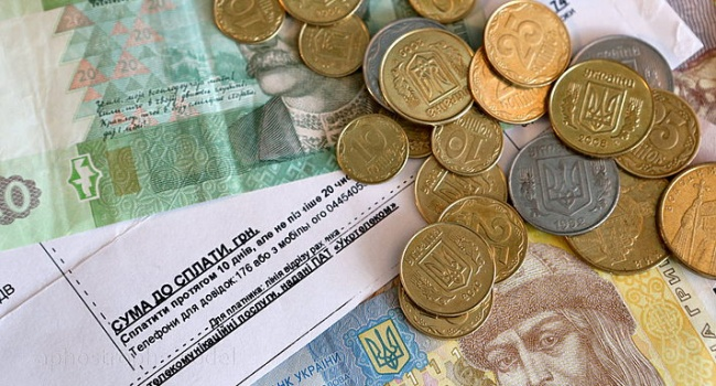 «Пеня будет за каждый день просрочки»: Украинцам будут начислять штраф за несвоевременно уплаченную коммуналку