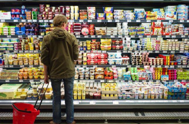 Граждане тратят на питание в среднем по 64 грн в сутки — подсчеты Госкомстата
