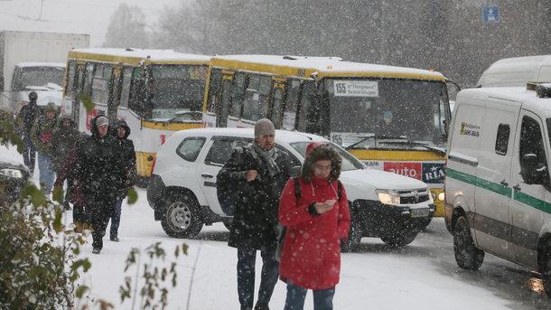 Какая погода ожидает украинцев во время праздников