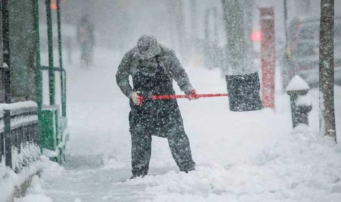 Сколько еще выпадет снега и когда ждать тепла: прогноз погоды в Украине на неделю
