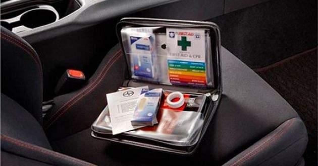 Медицинская аптечка в автомобиле: Что светит водителю за ее отсутствие