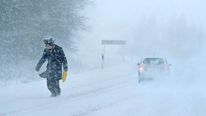 В Украине объявили штормовое предупреждение: ожидаются снегопады и метели